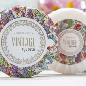 Design Packaging Vintage by Lousani