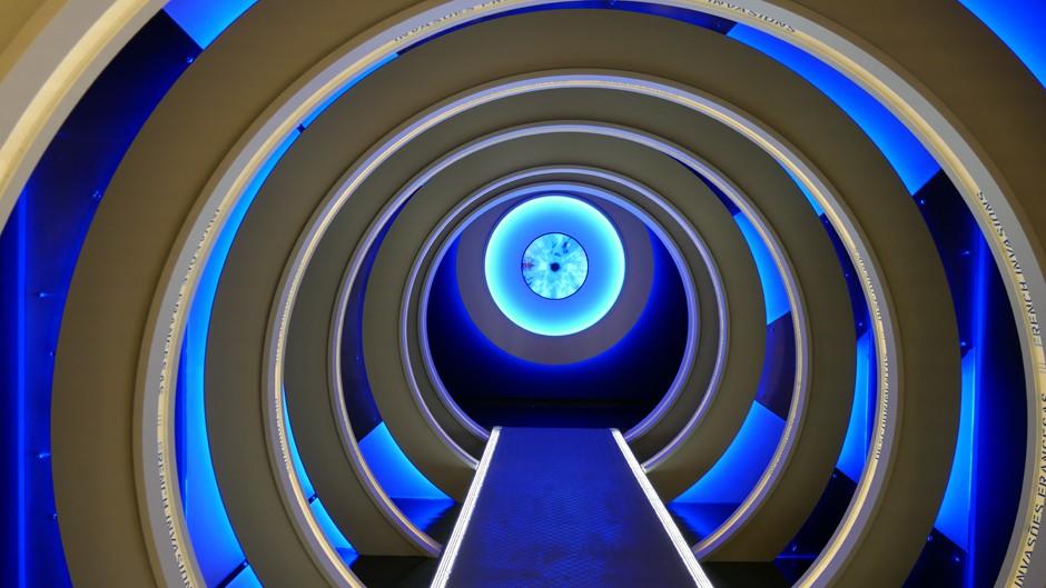 Museu POROS - Túnel do tempo